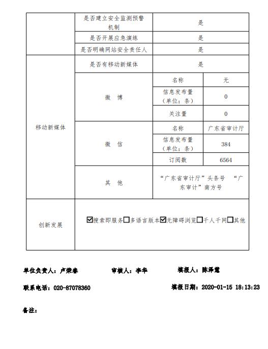 2019年广东省审计厅政府网站工作年度报表3.png